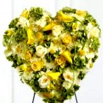 Exotic funeral heart